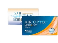 Air Optix Aqua Night & Day (6 lentes)