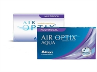Air Optix Multifocal (6 lentes)