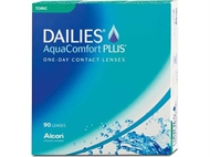 Dailies AquaComfort Toric Plus (90 lentes)