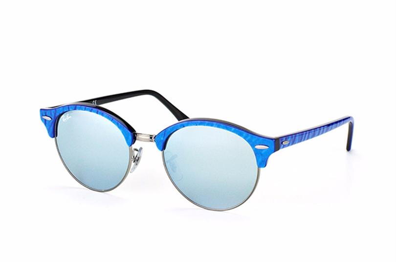 67ef304f27b2c Caixa de óculos loja de óculos de sol, graudados e lentes de contato    Produtos   Ray-Ban   RB 4246 984-30 CLUB ROUND