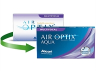 Air Optix Multifocal (3 lentes)