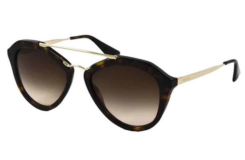 13768ba83ea3f Caixa de óculos, óculos de sol, óculos graduados e lentes de contato    Produtos   Prada   PR 12QS 2AU-6S1