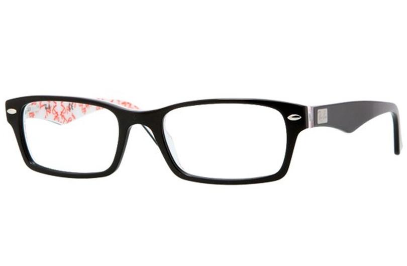 Caixa de óculos, óculos de sol, óculos graduados e lentes de contato    Produtos   Ray-Ban   RX 5206 5014 cbcf93462b