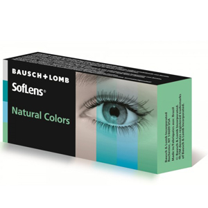 Soflens Natural Colors Plano (2 lentes)